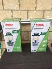 Coleman Lanterns - Kerosene & Duel Fuel - Two New Old Stock Lanterns X2