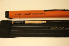 "Cortland 10' 6""  3 WT MKII Competition Nymph Fly Rod Free Fast Shipping 664951"