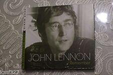 Opus Collection JOHN LENNON Remember 2006 Starbucks CD Greatest Hits 70s Beatles