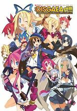 Disgaeart!!! Disgaea Official Illustration Collection: By Nippon Ichi Softwar...