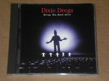 DIXIE DREGS (STEVE MORSE) - BRING 'EM BACK ALIVE - CD COME NUOVO (MINT)