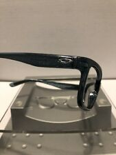 👍👍 Oakley Fringe Grey Clear Glitter Frame Silver Icons Fast Free S/H 👍👍