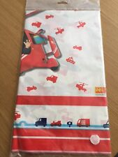 Postman Pat Children's Kids birthday Party Plastic wipeable tablecover