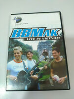 BBMAK LIVE IN VIETNAM DVD + EXTRAS SPANISH EDITION 50 MIN REGION 2 - AM
