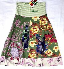 JUPE DESIGUAL NEWS V   TAILLE XS
