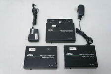 Aten Ve812 Transmitter Hdmi Over Single Cat5 Extender (Lot of 3)