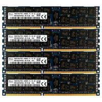 PC3-12800 4x16GB DELL PRECISION WORKSTATION T5500 T5600 T7500 T7600 Memory Ram