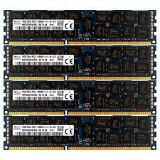PC3-12800 4x16GB DELL PRECISION WORKSTATION T5500 T5600 T7500 T7600 Memory Ram