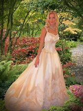 Vera Wang Wedding Dress Size 12 Retail $3,525!