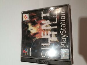 SILENT HILL, PS1, BLACK LABEL, PAL... TOP ZUSTAND, INKLUSIVE ANLEITUNG