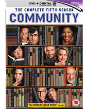 COMMUNITY - SEASON 5 - DVD - REGION 2 UK