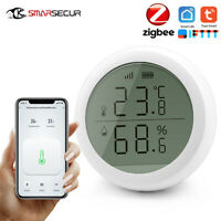 ZigBee Smart Temperature Humidity Sensor Detector Wireless Remote Monitor
