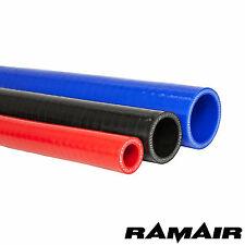Ramair 1m Recto Tubo Silicona Largo - Tubo Aire Refrigerante Agua Universal