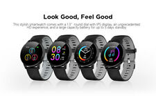 2020 Hot Heart Rate Monitor SmartWatch Phone Bluetooth iPhone SMS Notification