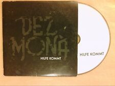 RARE CD PROMO 10 TITRES / DEZ MONA / HILFE KOMMT / TRES BON ETAT