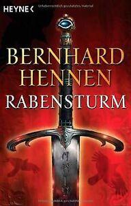 Rabensturm von Bernhard Hennen   Buch   Zustand gut