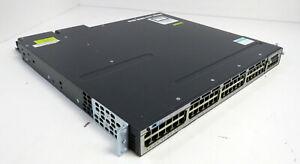Cisco Catalyst 3750-X Series 48 Port PoE+ Switch / MPN - WS-C3750X-48PF-S V05
