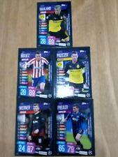 Match Attax 19/20 Champions - On Demand GameWeek 10  COMPLETE SET OF ALL 5 !