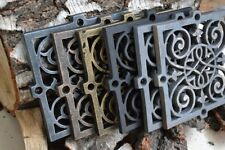 20,5 x20,5 cm Colours Cast iron AIR RETURN GRILLES Vintage Victorian Cover DZ071