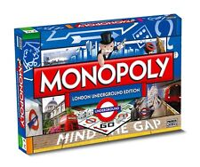 Monopoly London Underground Edition Board Game