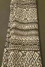 Chico's Scarf Black and White Print  any occasion