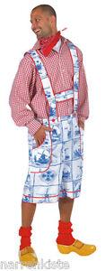 Holländer Kostüm Trachten Holland Hollandkostüm Bayern Seppel Hose Kniebundhose