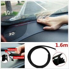 New 1.6m Rubber Soundproof Sealing Strip for Auto Car Dashboard Windshield