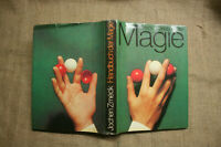 Handbuch der Magie, Zauberei, Zauberer, Magier, Zaubertricks, zaubern, DDR 1978