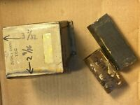 Vintage Western Electric 171C Output Transformer COVER AND PARTS ONLY