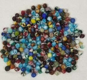 6 Pounds Coned Glass Gems, Aquarium Nuggets, Crafts, Decor, Great Colors
