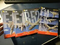DVD VOLARE I GUARDIANI DELL'OCCIDENTE - F-14 TOMCAT F-15 EAGLE B-52 HISTORY CHAN
