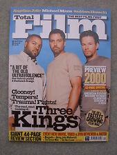 Total Film #39 (April 2000) Three Kings, Angelina Jolie, Michael Clarke Duncan
