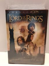 The Lord of the Rings: The Two Towers Dvd 2-Disc Set, Full Screen- New Sealed