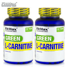GREEN TEA L-CARNITINE Accelerates Thermogenesis & Metabolism - Weight Loss Pills