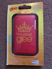 Official Glee Red Iphone 3G / 3GS Case Cover New UK