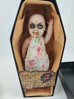 Living Dead Dolls gluttony 7 deadly sins Mezco 2000 In Box horror