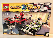 LEGO 8898 World Racers Wreckage Road Brand New / Sealed