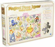 1000 piece jigsaw puzzle Pokemon playing cards Art (50x75cm) From Japan