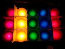 Sterling 15 Marquee Globe Light Set Multi-Color Indoor / Outdoor C7 Christmas