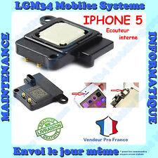 ECOUTEUR INTERNE HAUT PARLEUR EARPHONE HP IPHONE 5 QUALITE AAA