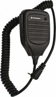 Motorola Speaker, Microphone Use With Spirit Series GT Radios