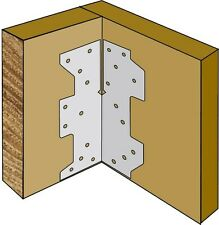 Multigrips 100mm Box 50 Support Bracket Timber Joiner Joists Roof Trusses Plate