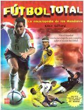 Libro Futbol total. La enciclopedia de los mundiales - Clive Gifford; Editorial