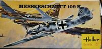 Heller 1/72 scale Messerschmitt Bf109K boxed complete unmade sealed