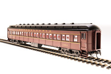 PRR RAILROAD P70 HO-SCALE PASSENGER CAR WO/AC UNLETTERED & UNNUMBERED -SHARP!