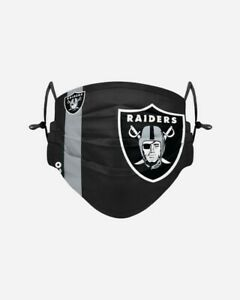 Las Vegas Raiders NFL Football Face Mask cover, Foco Free Shipping