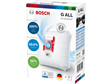 BOSCH 00576863 Sac aspirateur type G ALL BBZ41FGALL 00463511 00469748 17000940