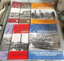 More details for  railways archive  rail  magazine lightmoor press bundle of 6 #24 25 26 27 28 29
