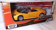 Lamborghini Murcielago Roadster Yellow 1 24 Motormax