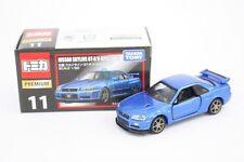 Takara Tomy Tomica Premium 11 Nissan Skyline GT-R V-SPECII Nur Diecast Toy Car